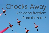 Chocks Away book