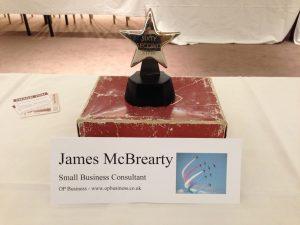 James McBrearty 60 second star BNI