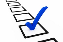 Newly self-employed checklist