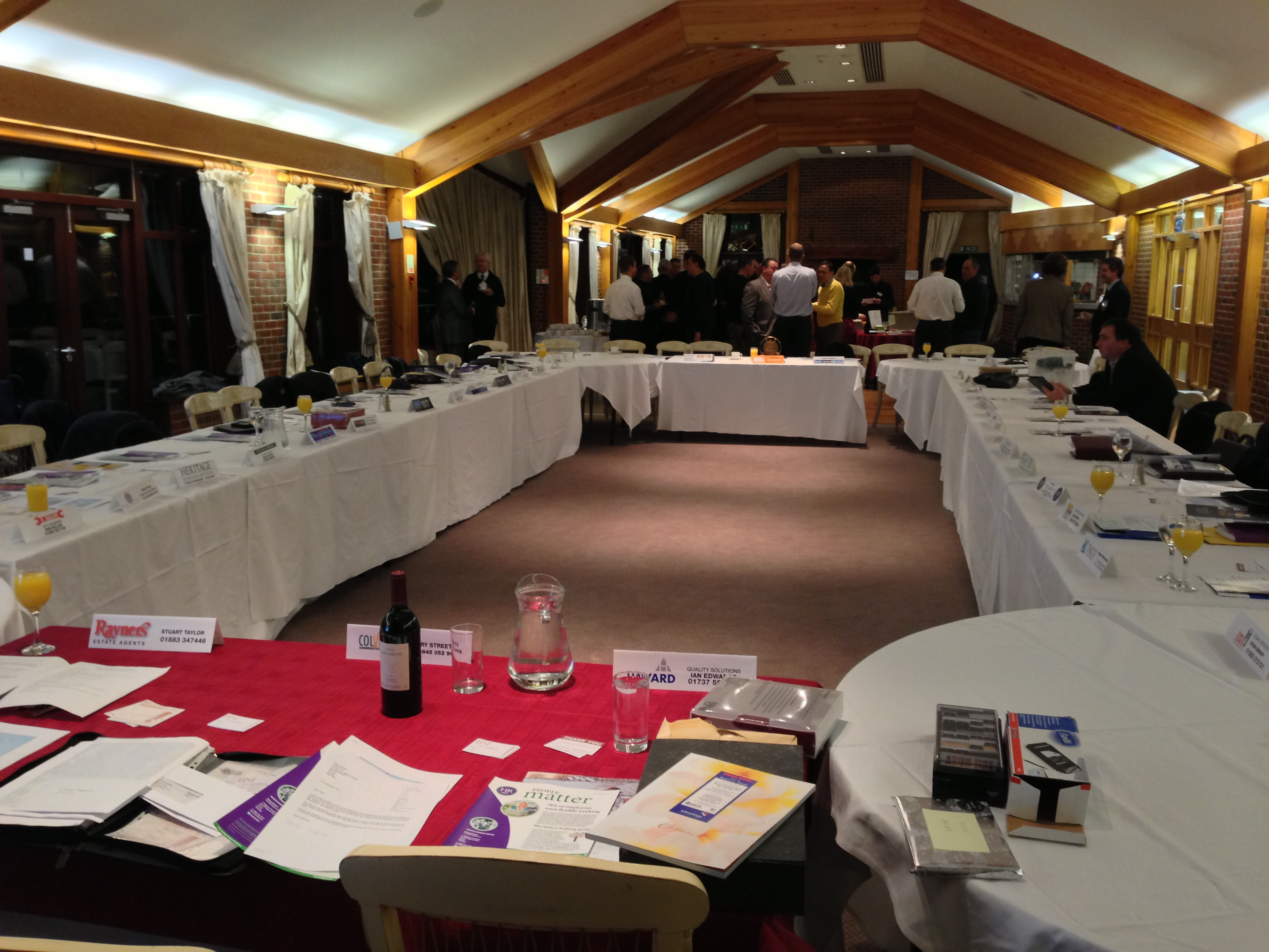BNI Caterham Venue