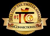 2013 Top Tax Twitter Award