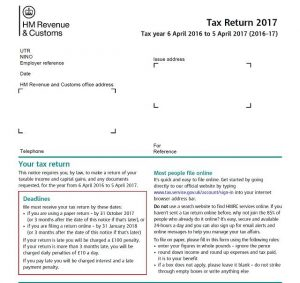 2017-SA100-Time-to-complete-the-2017-personal-tax-return