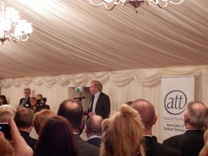 ATT Admissions at the House of Lords