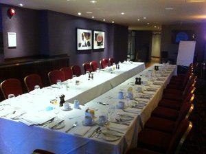 Cobham Hilton Hotel business networking