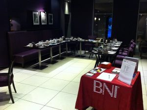Cobham Hilton Networking BNI