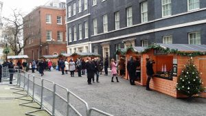 Downing Street Small Business Christmas Fair