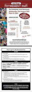 Ascot Retirement Fair 2013 Flyer
