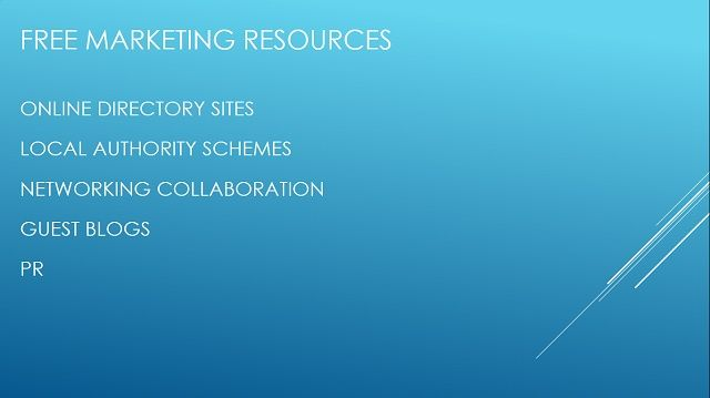 free-marketing-resources-for-a-small-business