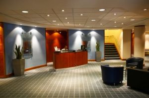 Holiday Inn Guildford - Business Entrance