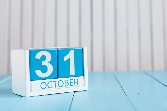 HMRC 31st October 2019 Tax Return Deadline