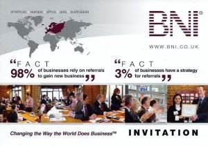 Invite - BNI Surrey