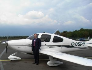 James McBrearty, Private Pilot PPL