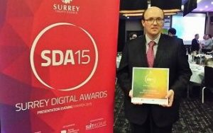 james-mcbrearty-surrey-digital-award-winner