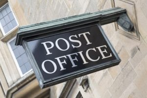 No tax payments at post offices in future