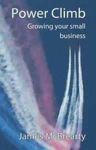Power Climb Book Cover 2