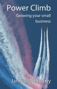 Power Climb Book Cover 1