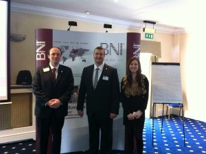 Presenters BNI Social Networking for business