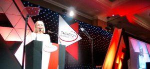 Taxation Awards.Mariella.Frostrup #taxawards2015