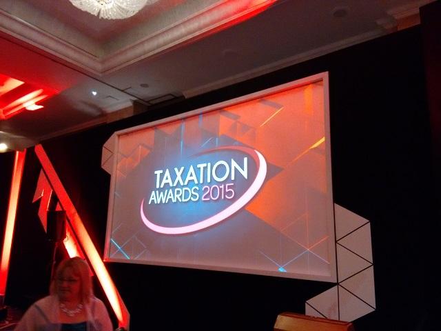 Taxation Awards.Natalie.Miller #taxawards15