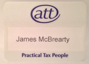 ATT - Practical Tax People Badge
