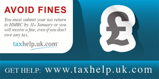 HMRC late tax return fine