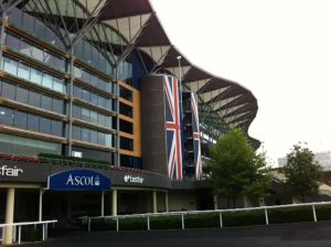 Winner of the Ascot champagne prize draw announced