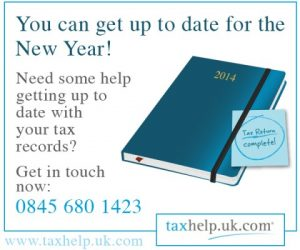 Get your tax up to date for the new year