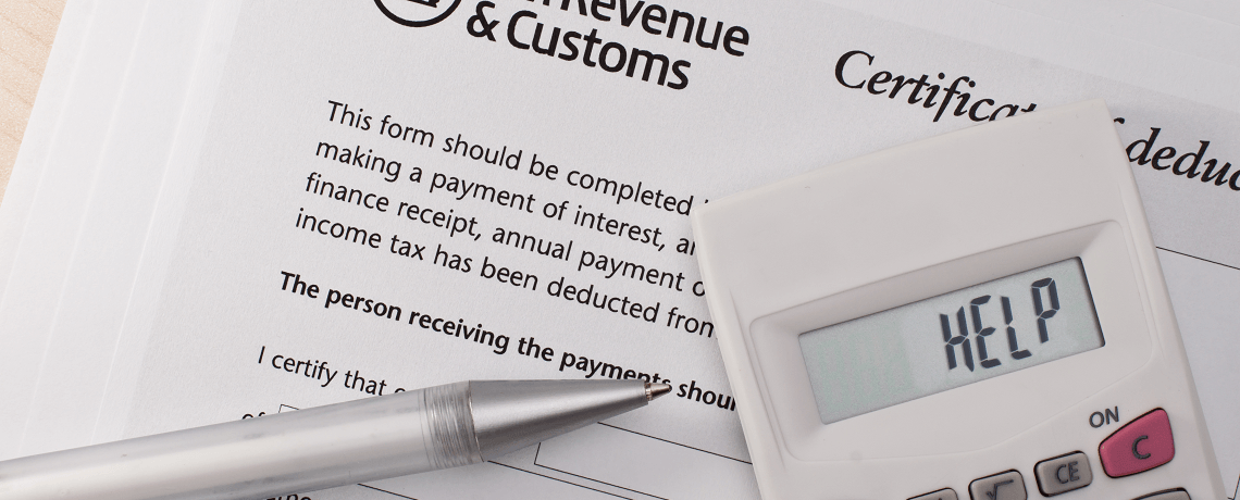Making tax easy for self-employed people