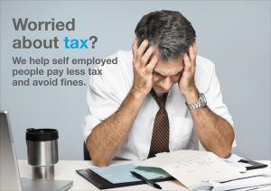 Worried About Tax? I can help you.